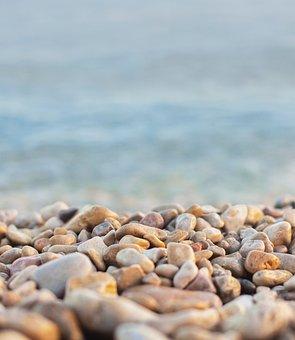 Beach, Shore, Coast, Stones, Rocks, Pebbles