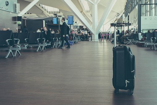 Architecture, Building, Infrastructure, Indoor, Airport