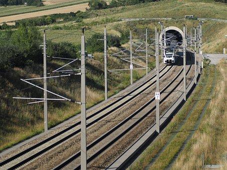 Railway, Train, Railways, Transport, Loco, Rail Traffic