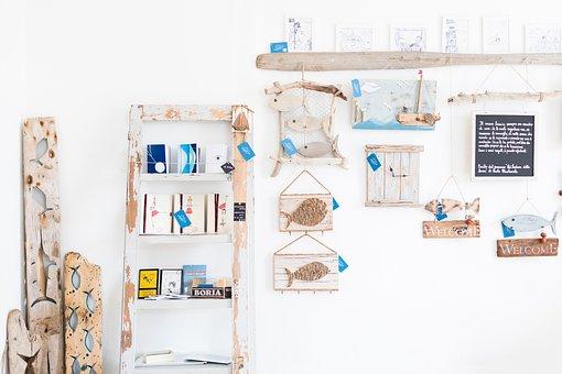Still, Items, Things, Craft, Design, Display, Shopping