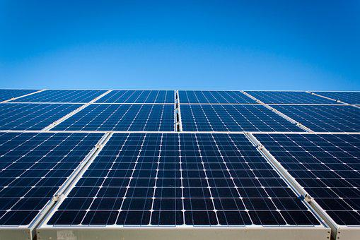 Panel, Solar, Power, Energy, Environment, Electrical