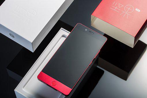 Mobile, Phone, Box, Gadget, Touchscreen, Cellphone