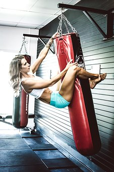 Fit, Strong, Female, Fitness, Training, Exercise