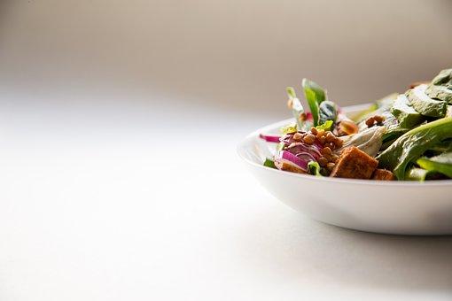 Vegetable, Salad, Health, Green, Leaf, Bowl, Breakfast