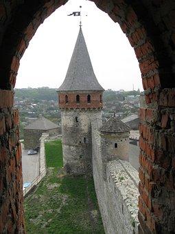Kamenets-podolskiy, Basta, Architecture, Antiquity