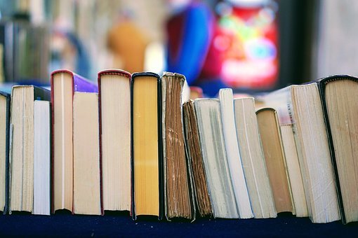 Books, Knowledge, Education, Office, School, Library