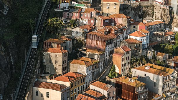 Architecture, Building, Infrastructure, Village, Houses