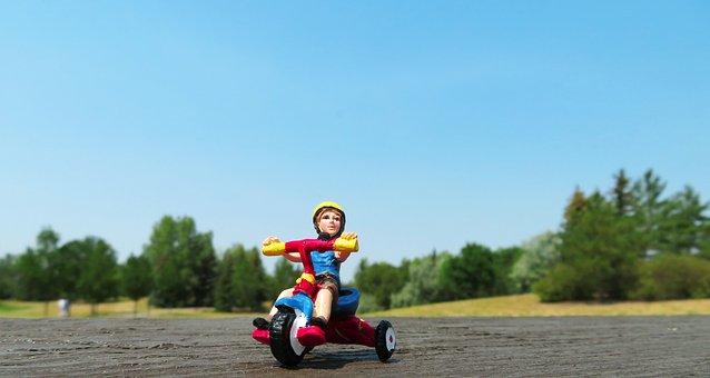Boy, Bicycle, Cycling, Child, Bike, Active, Childhood