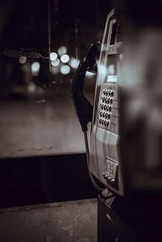 Payphone, Communication, Call, Telephone