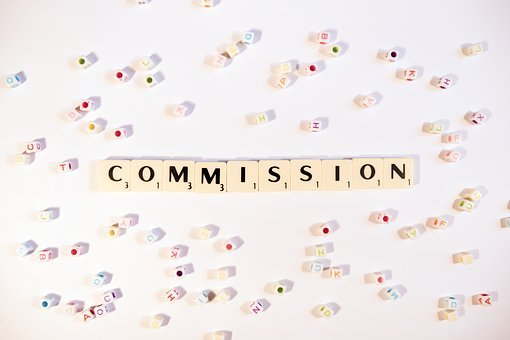 Commission, Money, Property, Terminology, Scrabble