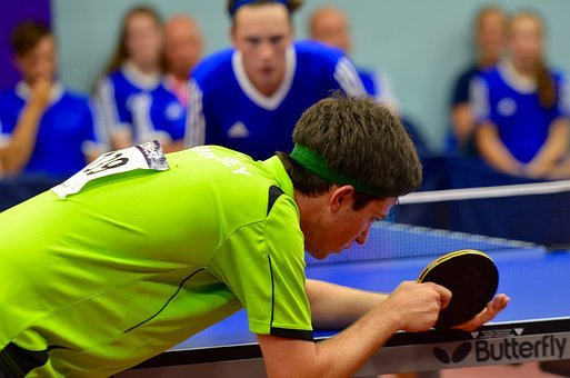 Table Tennis, Ping Pong, Sport, Game, Ping-pong
