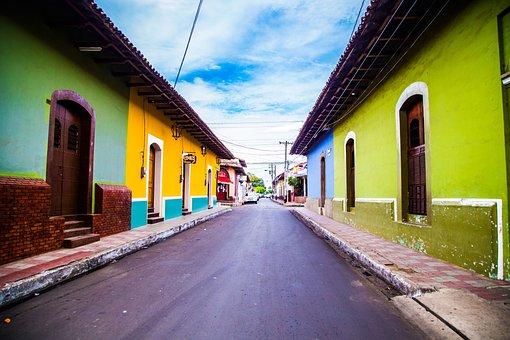 Architecture, Building, House, Village, Colorful, Paint
