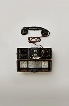 Telephone, Electronic, Technology