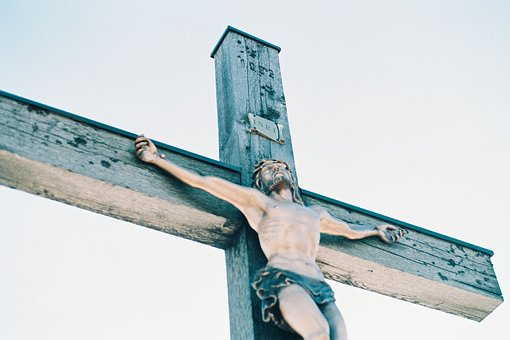 Cross, Crucified, Jesus, Passion Of Christ, Crucifixion