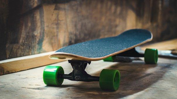 Skateboard, Games, Sports