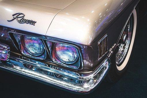 Vintage, Car, Auto, Vehicle, Travel