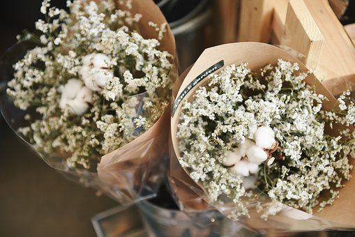 Flowers, Bouquet, Gift, Bunch