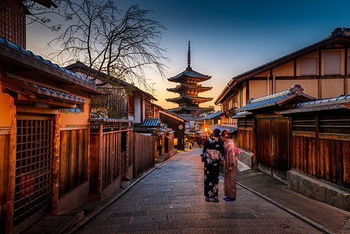 Architecture, Building, Infrastructure, Temple, People