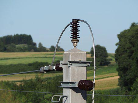 Current, High Voltage, Electricity, Power Line, Energy