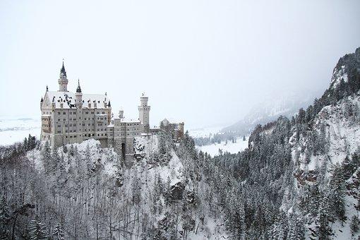 Architecture, Building, Infrastructure, Castle