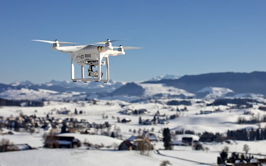 Camera, Drone, Hd, Helicopter, Photography, Blur