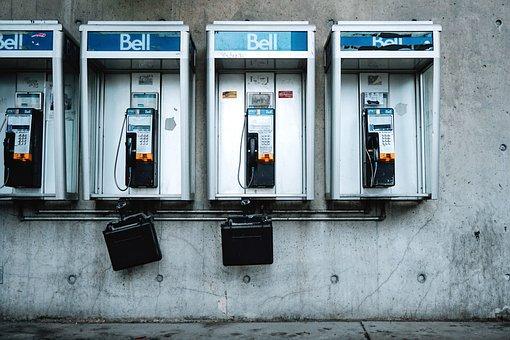 Payphone, Communication, Call