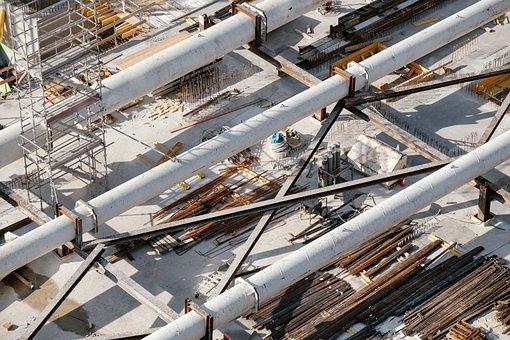 Architecture, Building, Construction, Steel