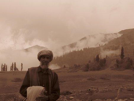Kashmir, Gulmarg, Cloud, Himalaya