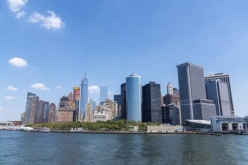 New York City, New York, Financial District, Manhattan
