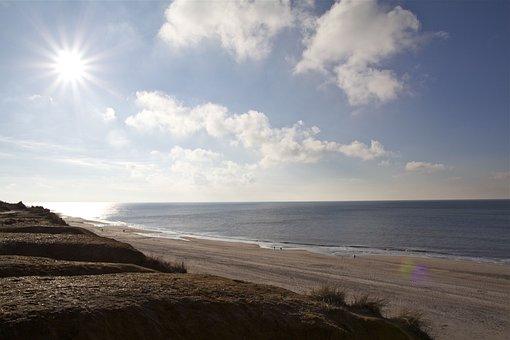 Sylt, North Sea, Island, Landscape, Nature, Coast