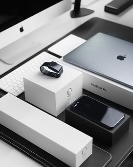 Black And White, Iphone, Apple, Product, Business
