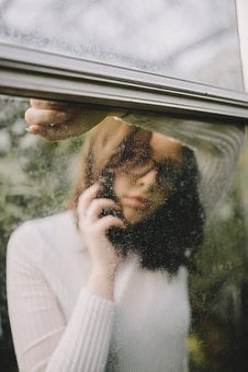 People, Girl, Woman, Talking, Phone, Communication