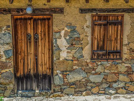 Old House, Abandoned, Decay, Aged, Grunge, Exterior