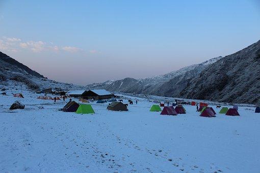Goechala, Sikkim, Kanchenjunga, Himalayas