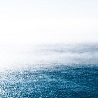 Nature, Aerial, Water, Ocean, Sea, Beach, Waves