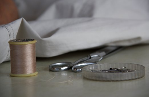 Couture, Everyday Object, Wire, Chisel, Needle