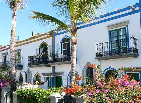 Apartment, Terraced House, Holiday, Canary Islands