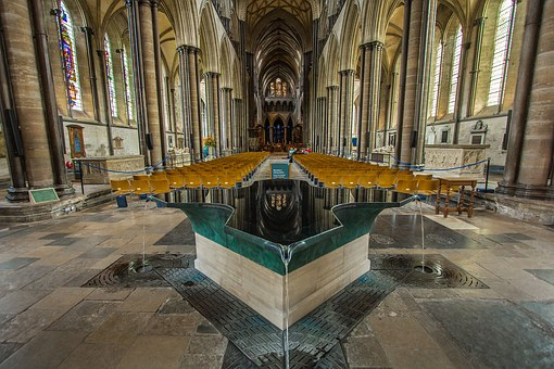 Salisbury, Architecture, Cathedral, Church, Monument