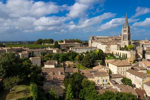 Saint Emilion, Saint-emilion, France, Winery, Wine