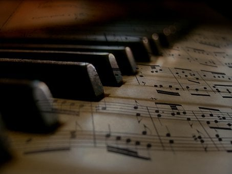 Music, Piano, Keys, Keyboard, Sound, Concert, Musician
