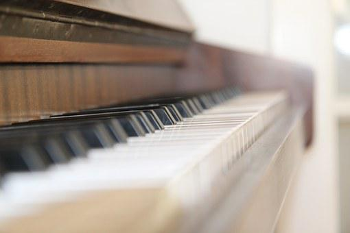 Piano, Keyboard, Music, Keyboard Instrument, Keys