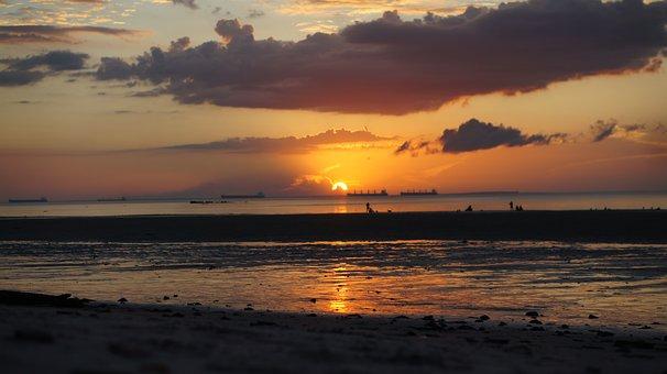 The Beach Of San Francisco, Belem Pará, Brazil
