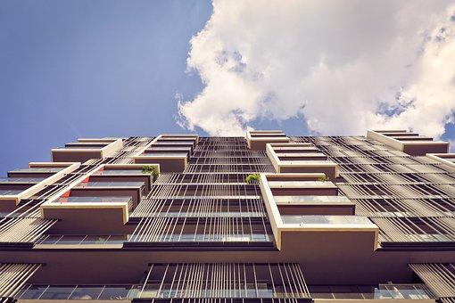 Architecture, Skyscraper, Modern, Facade, Sky, Building