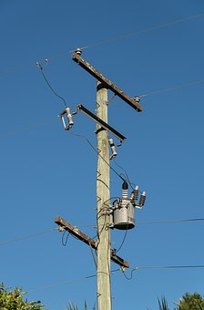 Electricity, Pole, Wires, Cables, Energy, Supply