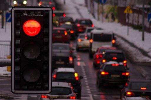 The Stopper, Communication, Red Light, Cars, High Beam