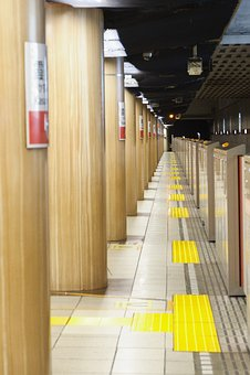 Metro, Underground, Platform, Train, Station, Travel