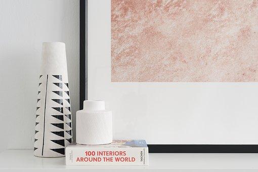 Architecture, Tissue, Books, World, Frame, Picture