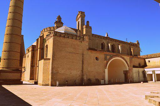 Charterhouse, Seville, Andalusia, Architecture, Church