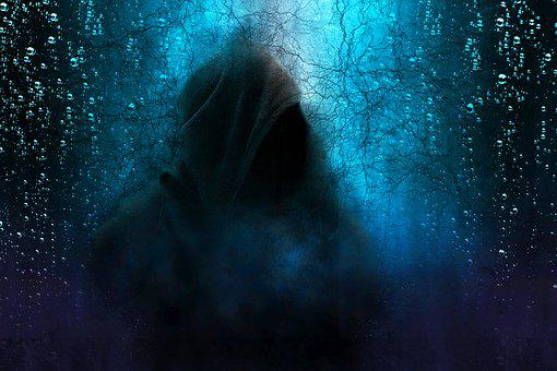 Hooded Man, Mystery, Scary, Hood, Horror, Evil, Crime