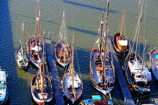 Boot, Leisure, Ship, Lake, Sail, Sailing Boat, Holiday
